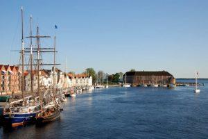 Auf Tour durch Dänemark