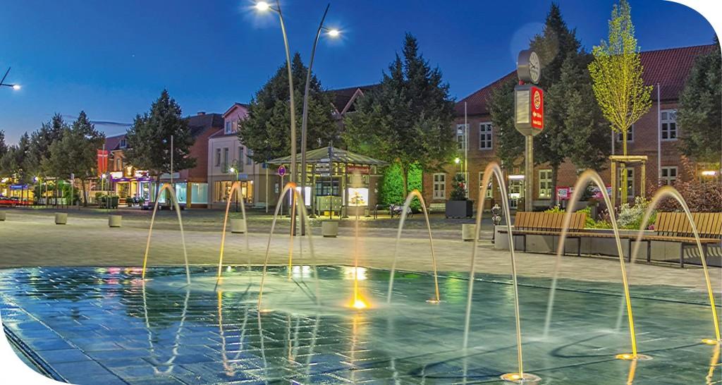 Bad Bramstedt - Fontainenfled