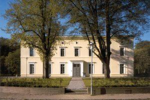 Historischer Bahnhof Friedrichsruh