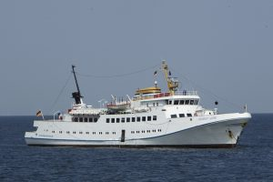 Helgoland ab Büsum mit MS Funny Girl