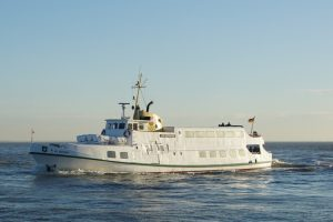 Fahrt zur Seehundsbank mit MS Ol Büsum