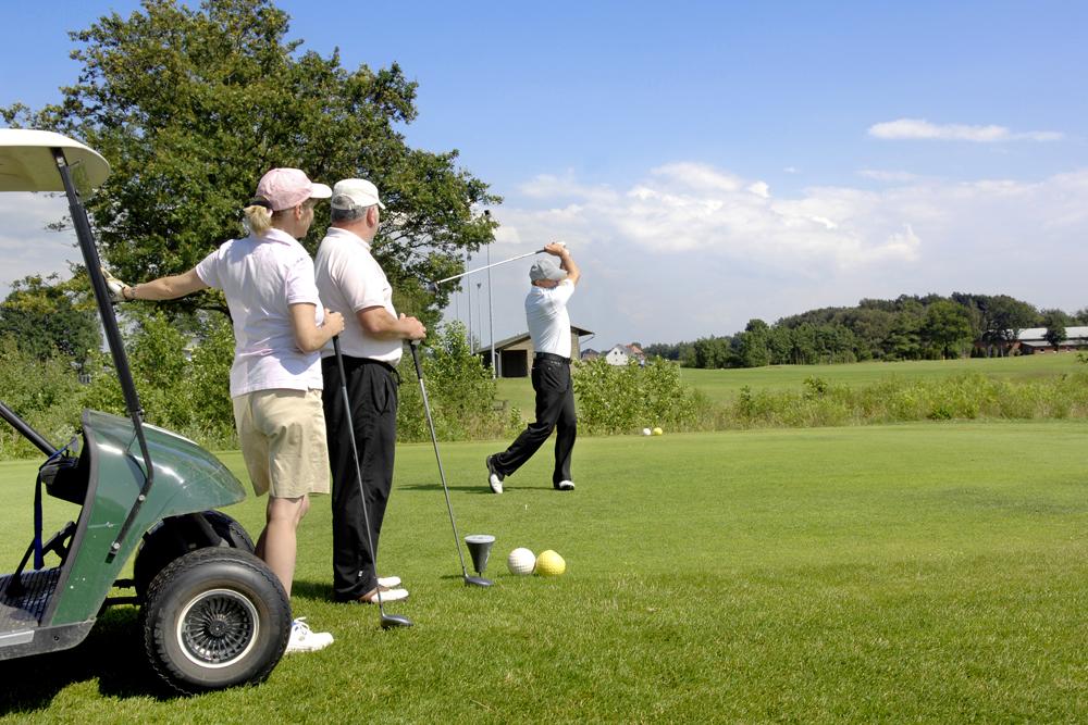 Golfen im Bissenmoor