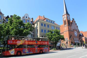 Hop-on Hop-off City Sightseeing Touren